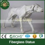 Lisaururs-J Life size fiberglass dog statue for sale