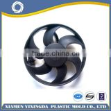 ISO9001:2008 standard cheap price high quality plastic auto parts for automobile Cooling fan
