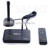 CS818II DVB-T2 AMLogic8726 Dual Core Android 4.2.2 1G 8G WiFi Bluetooth dual core mx android smart tv box