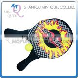 MINI QUTE Outdoor Fun & Sports Summer light kids funny beach plastic beach tennis racket bat racquet ball games NO. WMB10408
