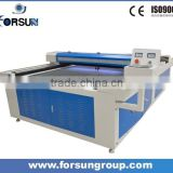 Cheap pcire textile jeans clothing making laser cutting machine price