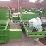With ISO certification hay grass /straw silage / wheat straw baling machine