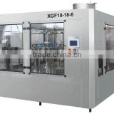 XGF 18-18-6 Mineral Water/Spring Water Bottling Equipment,3-in1 Monoblock Filling Machine,6000-7000BPH