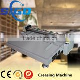 SG-660e manual paper perforating machine a4 creasing machine