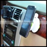 General small stent hand phone holder for smart phones secure display stand for mobile phone