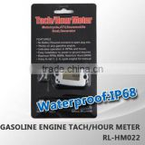 Tach / hour meter on Gas engine max 30600 rpm