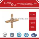 Y-TYPE HOSE BARB a21/ Cross Type/ Brass Fitting