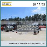 DT6 drummed asphalt melting plant | bitumen melting machine