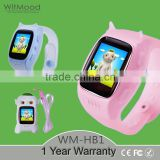 witmood 2016 hp1 GPS Watch for kids WIFI Smartwach Nano sim MTK6261A IOS Android Wear Baby Touch gps tracker