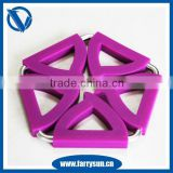 100% Eco-frifenly Silicone foldable coaster/mat/pot pad                                                                         Quality Choice