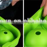 2016 high quality silicone ice ball maker, Silicone ice ball mold/machine