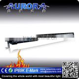 AURORA unique design low power consumption Aurora single 30'' light bar jeep parts china