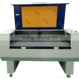 LB-CE cross cursor and red dot preview PU leather china co2 laser engraving cutting machine