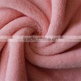 100 polyester soft feeling wholesale fleece fabric with good quality and cheap price