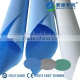Medical disposable Sterilization crepe paper with different colour