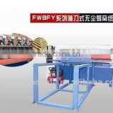 slitting creasing and cutting corrugated paperboard machine