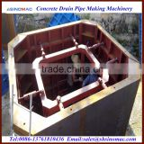 Reinforced Concrete Box Culvert Making Machine for Tunnel Pipe Making