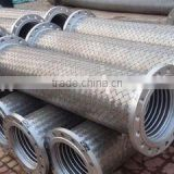 High pressure high quality flexible manufacturer Flanged flexible metal hose                                                                         Quality Choice