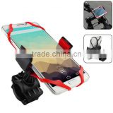 Brand New Universal Bike Phone Holder with Supergrip Elastic Stabilizer for Mobile Cell Phone/GPS/MP/PDS
