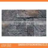 House front wall cladding cement body fake stone look tile                                                                         Quality Choice