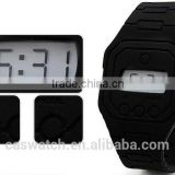 Alibaba watch factory LED Digital wrist gift watch with custom logo accept any pantone color