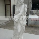 Garden Decorative Marble Stone Large Indoor Sculptures