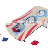 Bean Bag Toss and Corn Hole Toss Set Toss Bean Bag Set