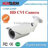 Professional Surveillance CCTV HDCVI Camera 1080p Vari-focal lens 4x manual Zoom IR Weather-proof camera HD CCTV Camera