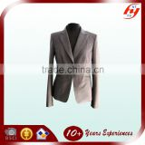 woman uniform blazer suit Spring And Autumn Fashion Slim women suit woman office suit women blazer suit OEM
