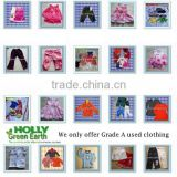 Children summer wear Grade A China factory directly sales boys girls kids warehouse bulk wholesale second hand used clothing