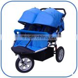 Twin baby stroller with double seats,double stroller
