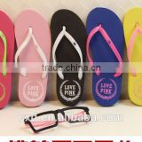 disposable sandals fuzzy flip flop slipper for shower-time                                                                         Quality Choice