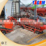 Peeling and chipping usage conveyor cassava peeler and chipper manufacured by factory