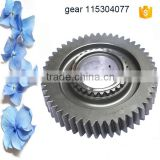 gear 115304077 For ZF Gearbox S6-160 bus spare parts Kinglong Zhongtong bus