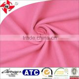 100% polyester microfiber two side brushed fleece fabric for overcoat                                                                         Quality Choice