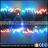 holiday decoration waterproof high brightness rgb led string light