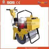 Easy operation advanced design from Factory used vibrator road rollers
