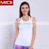 Hot Selling Women Fitness Wear Active Apparel Custom Seamless Sexy Sports Top Blank Yoga Tank Top