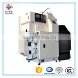 High speed control lathe and milling machinel vertical lathe machine for metal parts