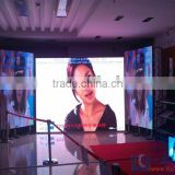 PH12.5 full color stage background led curtain screen, PH12.5 full color stage background led video curtain