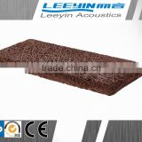 blue board insulation cement wood fiber acoustic panels for ceiling tiles
