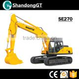 27t 1.3cbm Crawler excavator SE27 for sale price in China Construction machinery 12t wheel excavator, excavator factory