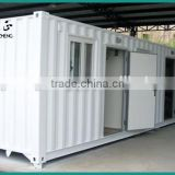 xgz 40ft Container House for Labor Camp with Kitchen / Toilet / Clinic / Ablution / Hospital