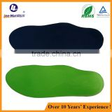 custom design adjustable cooling EVA arch support inner soles