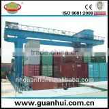 double girder container low price port crane