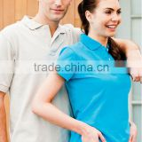 wholesale private label embroidered plain polo shirt for couple
