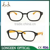 G1994 C7 bamboo reading glasses blue light blocking glasses