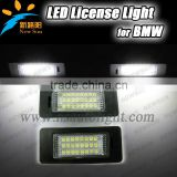 Wholesale Price Factory Supply Led License Plate Lamp For BMW 3 Series E90/E91/E92/E93 M3/E46 Led Number Plate Light