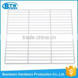 White Plastic Coating Iron Wire Baking and Cooling Rack