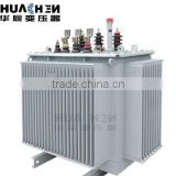 S13 High voltage 11KV transformer 3 phase oil-immersed power distribution transformer 100~2500 kVA